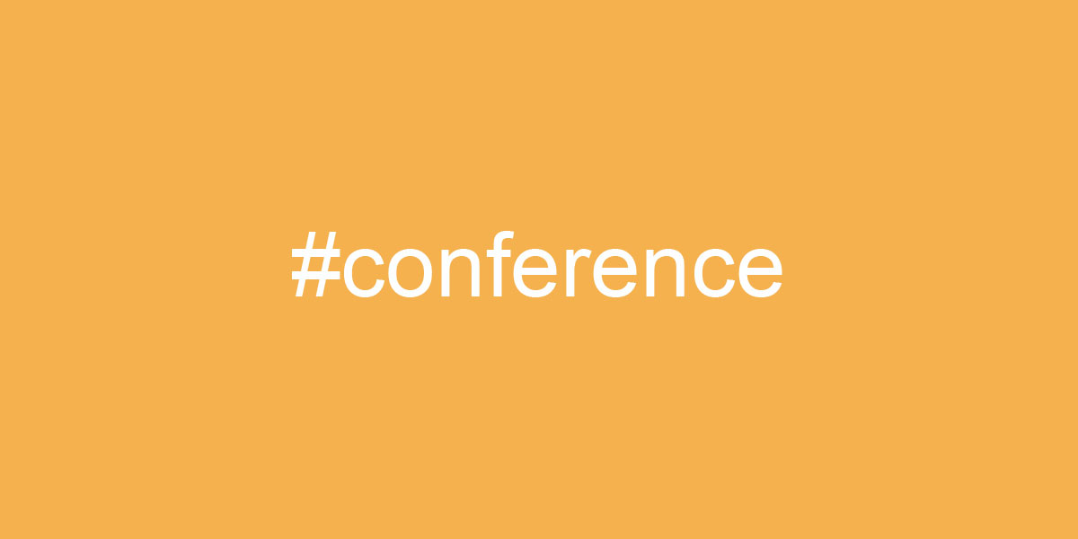 #-conference